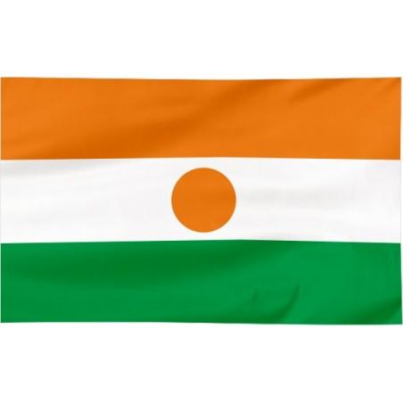 Flaga Nigru 120x75cm