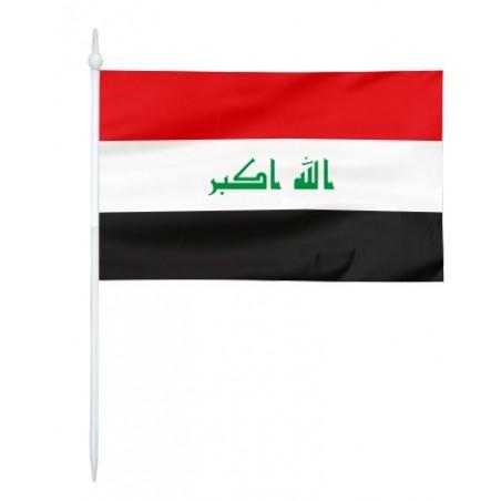 Chorągiewka Iraku 30x19cm