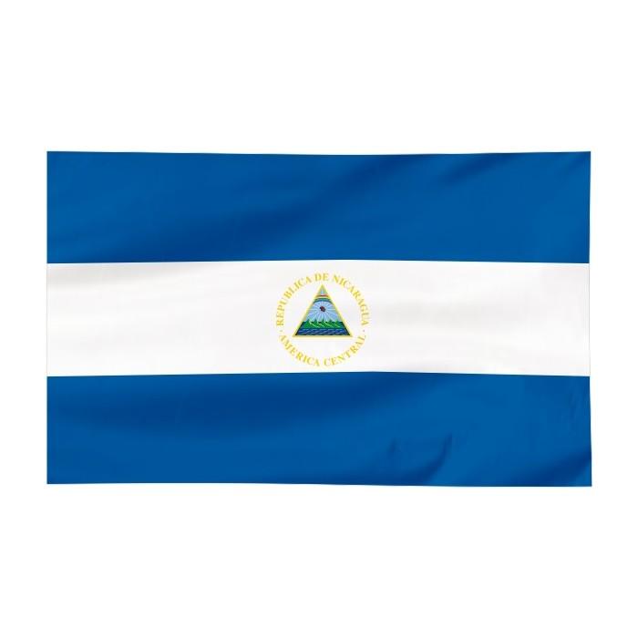 Flaga Nikaragui 150x90cm