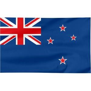 Flaga Nowej Zelandii 100x60cm