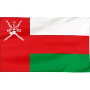 Flaga Omanu 100x60cm