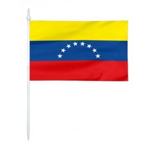 Chorągiewka Wenezueli 17x10cm