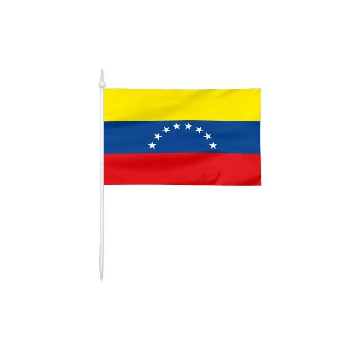 Chorągiewka Wenezueli 24x15cm