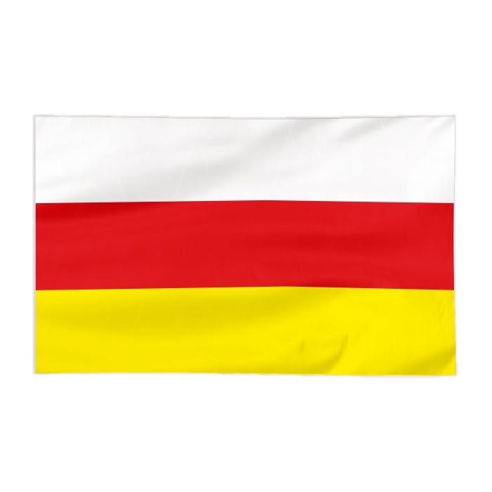 Flaga Osetii Południowej 120x75cm