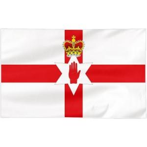 Flaga Irlandii Północnej 150x90cm