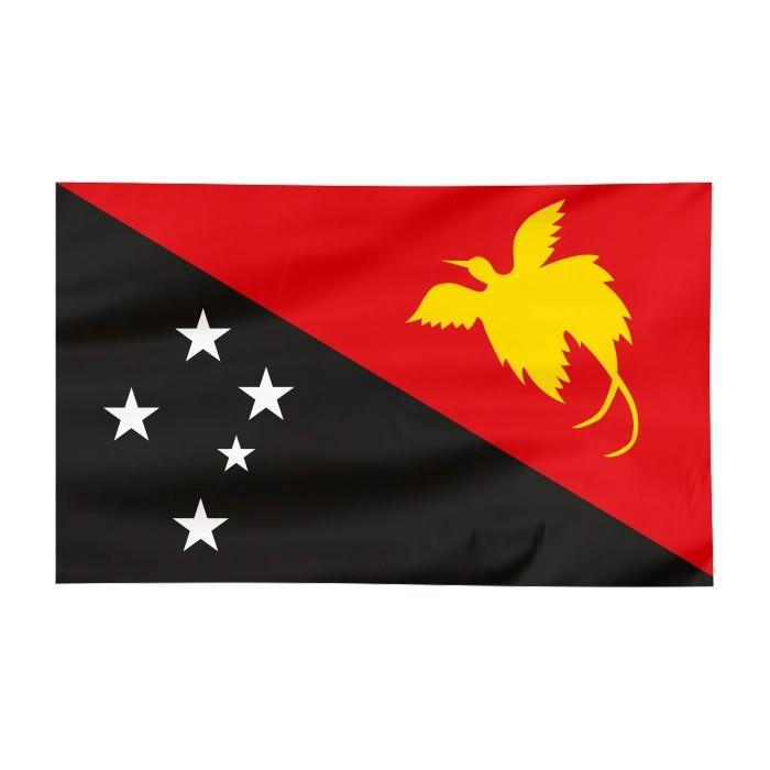 Flaga Papui-Nowej Gwinei 150x90cm