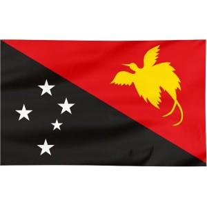 Flaga Papui-Nowej Gwinei 300x150cm