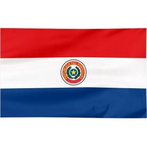 Flaga Paragwaju 150x90cm