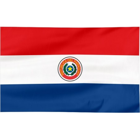 Flaga Paragwaju 300x150cm