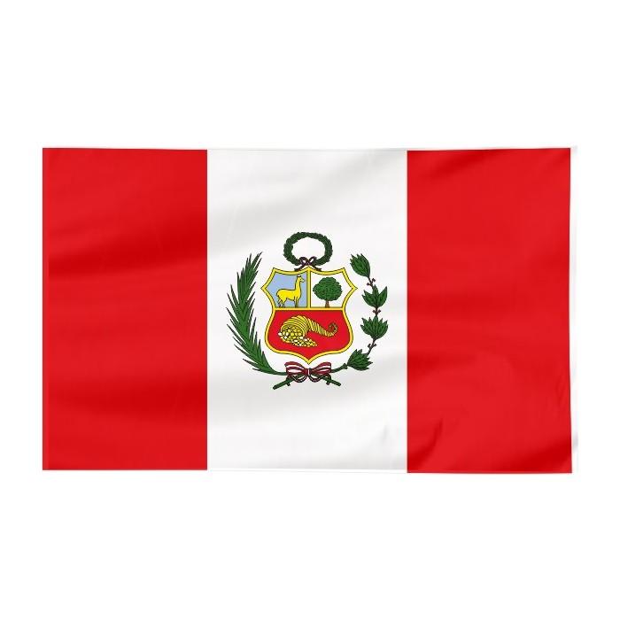 Flaga Peru 120x75cm
