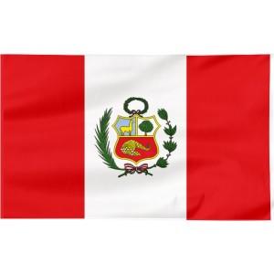 Flaga Peru 150x90cm