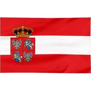 Herb Rzeczypospolitej Obojga Narodów 120x75cm