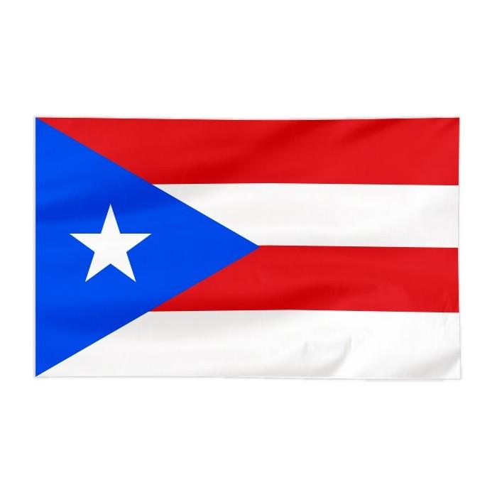 Flaga Portoryka 100x60cm
