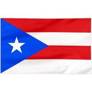Flaga Portoryka 150x90cm
