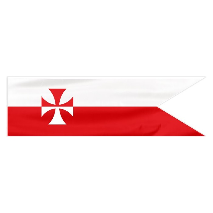 Proporzec Husarski 150x60cm flaga husarii