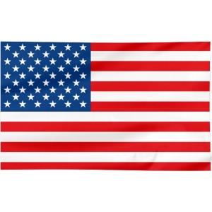 Flaga USA 120x75cm