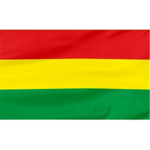Flaga RASTA 150x90cm