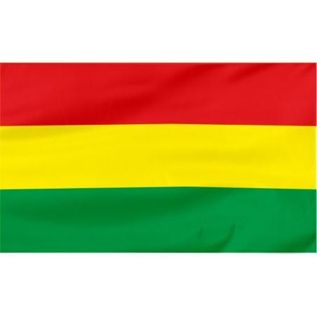 Flaga RASTA 300x150cm