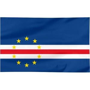 Flaga Republiki Zielonego Przylądka 300x150cm