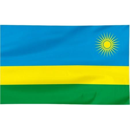 Flaga Rwandy 300x150cm