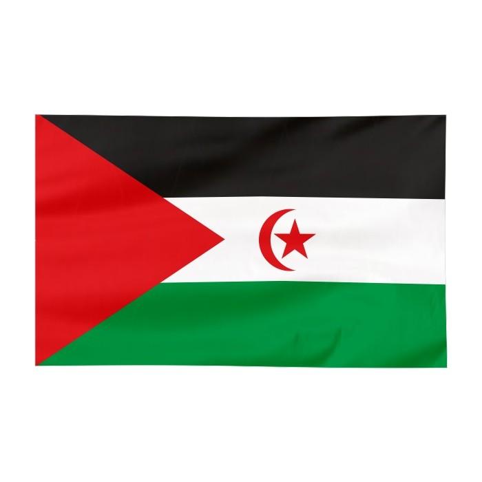 Flaga Sahary Zachodniej 120x75cm