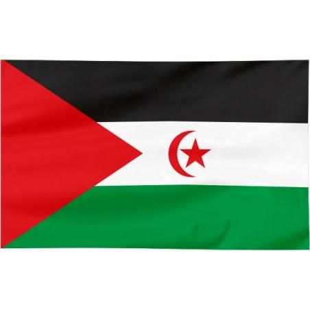 Flaga Sahary Zachodniej 300x150cm
