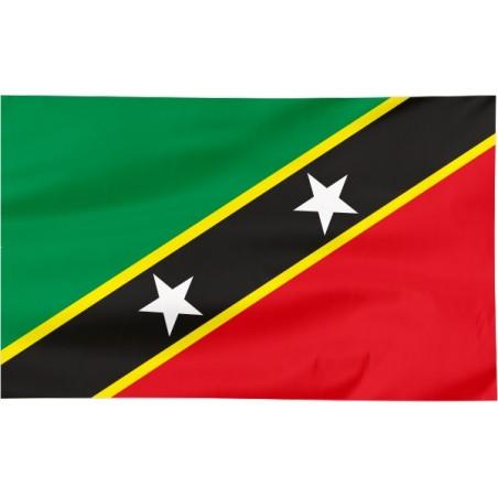 Flaga Saint Kitts i Nevis 100x60cm