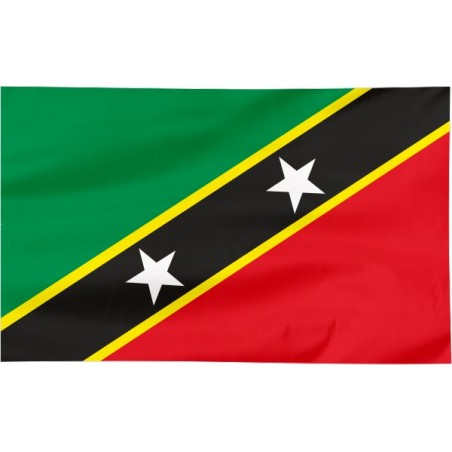 Flaga Saint Kitts i Nevis 120x75cm