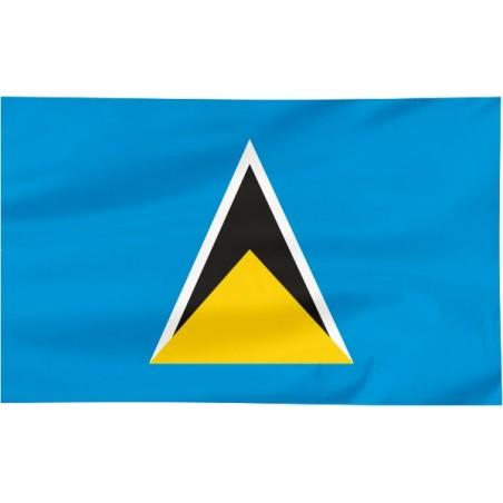 Flaga Saint Lucii 100x60cm