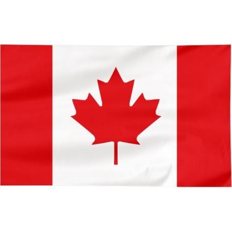 Flaga Kanady 120x75cm