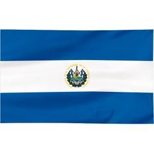 Flaga Salwadoru 150x90cm