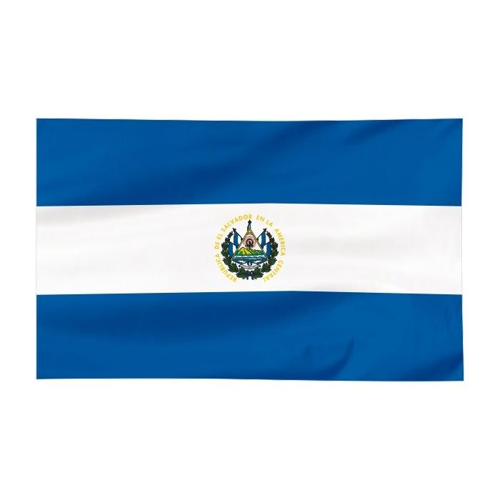 Flaga Salwadoru 300x150cm