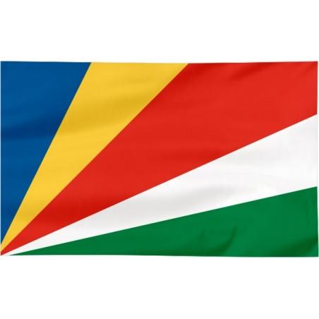 Flaga Seszeli 300x150cm
