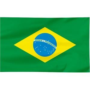Flaga Brazylii 150x90cm
