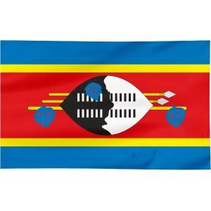 Flaga Suazi 300x150cm