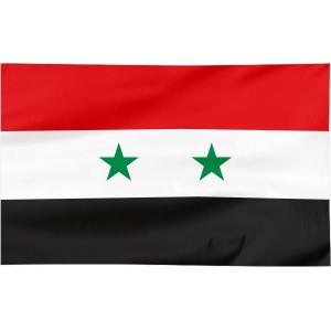 Flaga Syrii 100x60cm