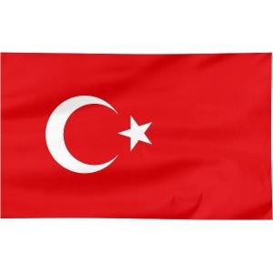 Flaga Turcji 100x60cm