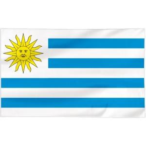 Flaga Urugwaju 150x90cm