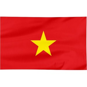 Flaga Wietnamu 150x90cm