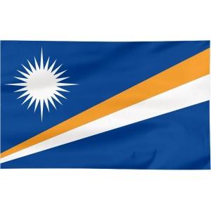 Flaga Wysp Marshalla 150x90cm