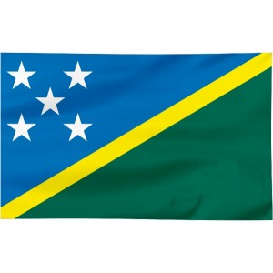 Flaga Wysp Salomona 150x90cm