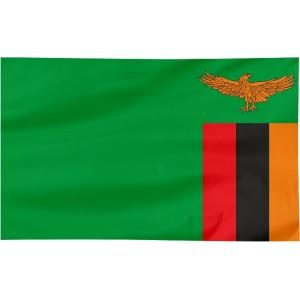 Flaga Zambii 120x75cm