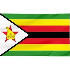 Flaga Zimbabwe 300x150cm