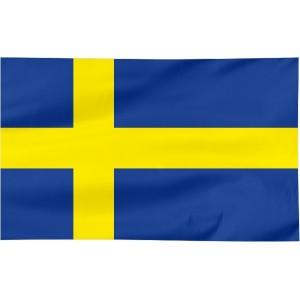 Flaga Szwecji 120x75cm