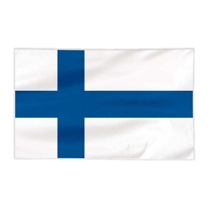 Flaga Finlandii 300x150cm