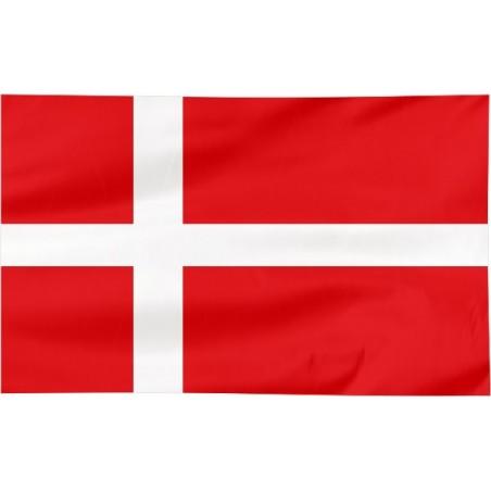 Flaga Danii 120x75cm