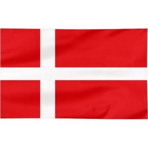 Flaga Danii 300x150cm