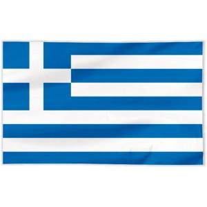Flaga Grecji 120x75cm