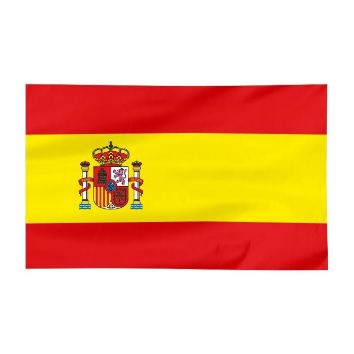 Flaga Hiszpanii 100x60cm