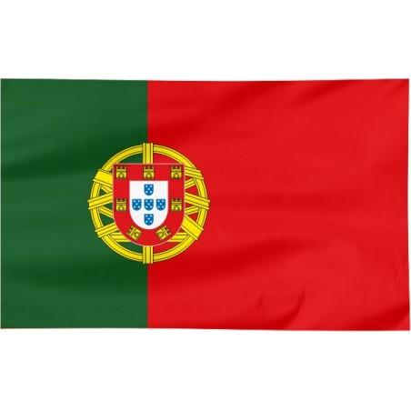 Flaga Portugalii 120x75cm